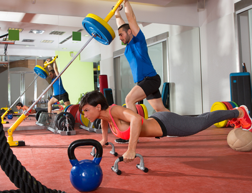 CURSA BRAȚELOR: rupe rutina antrenamentului pentru tricepși (VI)